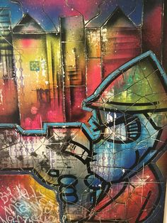 Art, Hämeenlinna, Street Art, taide, katutaide,
