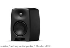 m series / two-way active speaker / Genelec 2013