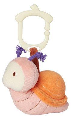 Clip N' Go Stroller Toy - Snail