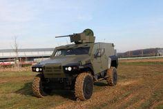 Ashok Leyland unveils Super Stallion 8x8 High Mobile Vehicle