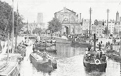 Over de omgeving van het Stokvis(ch)verlaat van Rotterdam