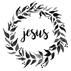 There is freedom in the name of Jesus!  Bethel Designs - Modern Calligraphy & Floral Wreath - Black & White  #jesus #jesuschrist #calligraphylove #calligraphy #moderncalligraphy #calligrapher #calligraphie #calligraphic #blackandwhite #design #art #drawing #christianquotesdaily #christianquoteoftheday #christianity #christians #floralwreath #floraldesign #floral  #christiantypography #christiantype #goodtype #typo #type #dailyquotes #christianquotes #betheldesigns
