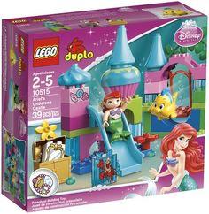 Celia - LEGO Duplo Ariel's Undersea Castle 10515 - Free Shipping