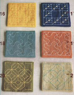 New Style of Sashiko | por This and That From Japan
