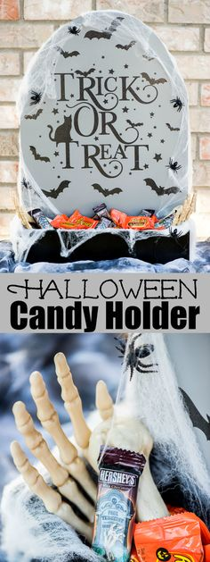 DIY Halloween Candy