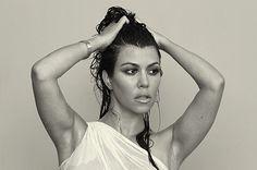 Kourtney Kardashian: Nude for DuJour! - The Hollywood Gossip