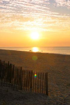 North Topsail Beach, Outer Banks, North Carolina