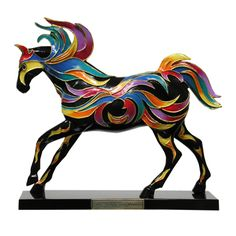 The Trail of Painted Ponies - Phoenix Pony