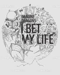 """Résultat de recherche d'images pour """"imagine dragons artwork"""""""