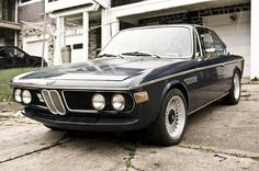 3.0CS Photos - Page 5 - BMW E9 Coupe Discussion Forum