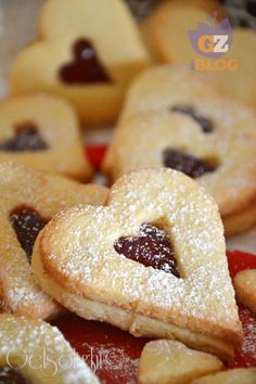 biscottini con frolla al cocco vert 1 Italian Cookie Recipes, Italian Cookies, Biscotti Cookies, Cake Cookies, Italian Breakfast, Good Morning Breakfast, Italian Pastries, Italian Cake, Cookie Desserts
