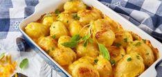 bra Easy Snacks, Easy Healthy Recipes, Vegan Recipes, Easy Meals, Cooking Recipes, Czech Recipes, Russian Recipes, Ethnic Recipes, Potato Recipes