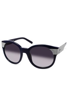 Aquaswiss Bex Sunglasses in Blue - Beyond the Rack