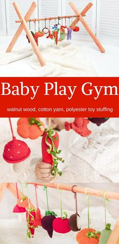 Baby Play Gym - Great gift for a mom to be! #kids #ad #gift