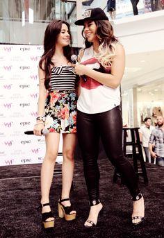 Caminah // Camila Cabello and Dinah Jane Hansen