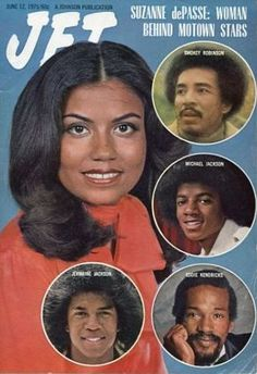 The weekly source of African American political and entertainment news. Jet Magazine, Black Magazine, Life Magazine, Jermaine Jackson, Smokey Robinson, Ebony Magazine Cover, Magazine Covers, Michael Jackson, Suzanne