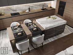DEDE/Fusion apartment on Behance