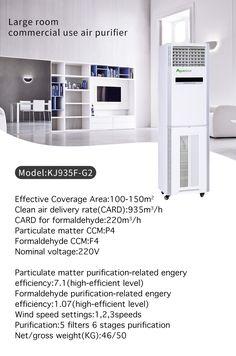 G2 air purifier datasheet