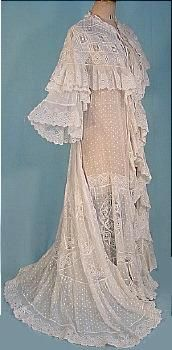 Enchanted Serenity of Period Films: Gallery of Edwardian Fashion - AntiqueDress.com