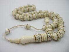 Camel Bone Prayer Beads
