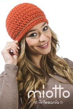 Gorro Mujer Ganchillo | Woman Bonnet Crochet
