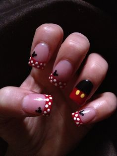 Minnie-cure. Super easy and super cute. Did this one over the winter break.