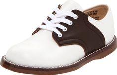 FootMates Cheer 2 Oxford (Infant/Toddler),White/Brown,6.5 M US Toddler FootMates http://www.amazon.com/dp/B00593QPY8/ref=cm_sw_r_pi_dp_SRN6ub1MTFN0N