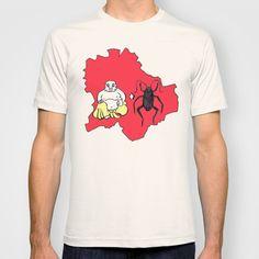 Budapest T-shirt by Finah Ehsan - $18.00