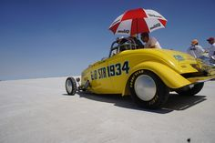 On the starting line…Bonneville Speed Week :: Megadeluxe Sports