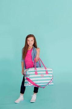 92db13eef657 11 Best Girls Monogrammed Bags images