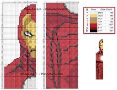 segnalibro Avengers: ironman