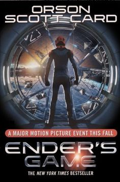 "Ender's Game- In order to develop a secure defense against a hostile alien race's next attack, government agencies breed child geniuses and train them as soldiers. A brilliant young boy, Andrew ""Ender"" Wiggin lives with his kind but distant parents, his sadistic brother Peter, and the person he loves more than anyone else, his sister Valentine. A young Ender is drafted to the orbiting Battle School for rigorous military training. But is Ender the general Earth needs? * Recommended by Conor Cote"