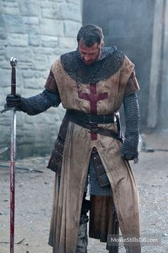 Ironclad - Publicity still of James Purefoy
