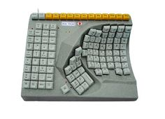 Cool one handed keyboard