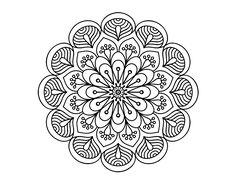 Illustration about Ornament beautiful card with mandala. Geometric circle element made in vector. Illustration of ornament, geometric, gift - 59431674 Mandala Art, Mandalas Drawing, Flower Mandala, Mandala Pattern, Zentangles, Pattern Coloring Pages, Mandala Coloring Pages, Colouring Pages, Adult Coloring Pages