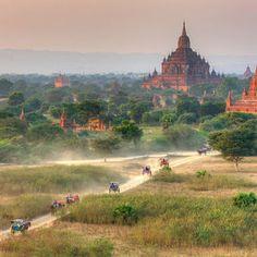 2013 August: Bagan, Myanmar #Birmania