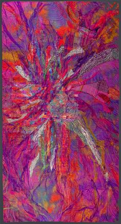 The Galleries:  2016 Festival of Quilts