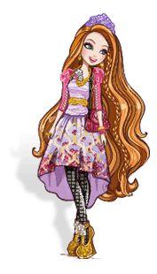 Holly O'Hair (Filha Mais Velha da Rapuzel por um fio de cabelo )