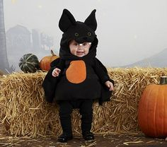 Baby kids halloween Bat Costume  $54.00  or easy diy