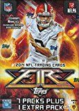 #3: 2014 Topps FIRE NFL Football Factory Sealed Retail Box with 8 Packs and 64 Cards ! Look for Rookie Cards and Autographs of Odell Beckham Jr Teddy Bridgewater Johnny Manziel and Many More ! This Product is loaded and on FIRE ! http://ift.tt/2cmJ2tB https://youtu.be/3A2NV6jAuzc