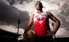 Adam Goodes, Sydney Swans