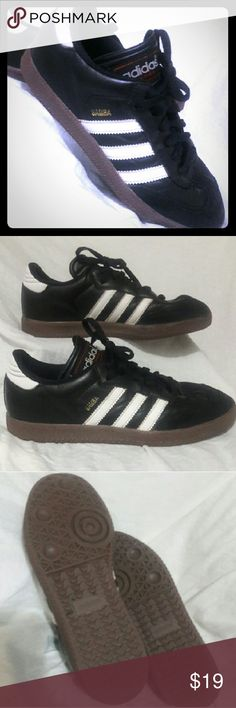 bcf01bb8035 Old Skool Addis Samba - Indoor Soccer Shoes Originally made for frozen  pitches