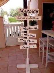 panneau direction cocktail pour un mariage original avec dessin mariage shabby chic et. Black Bedroom Furniture Sets. Home Design Ideas