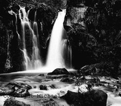 Clatskanie Falls Fine art abstract, architectural and landscape photography by Michael L Wilson. Signed limited edition photos available for purchase.