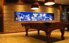 Gameroom Aquarium