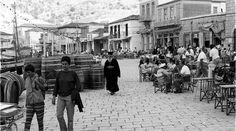 James Burke.Ελλάδα Ύδρα 1960-