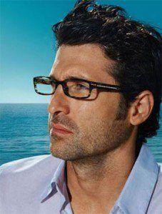 Las Tendencias de gafas de hombre para este 2016  Clásicas negras 845daf71896c