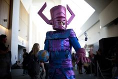 Galactus at the Comic Con