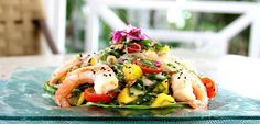 Located at The Palms Hotel & Spa, Essensia Restaurant is a Miami Beach ORGANIC restaurant with their own garden - YUM! Food, Drink and Travel  http://www.essensiarestaurant.com