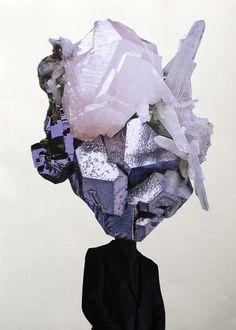 Iulia Filipovscaia: KH - Growing on Slime www.kidsofdada.com/products/kh-growing-on-slime #collage #surreal #art